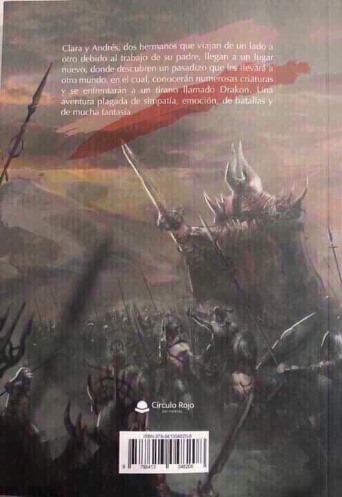contraportada reino de drakon