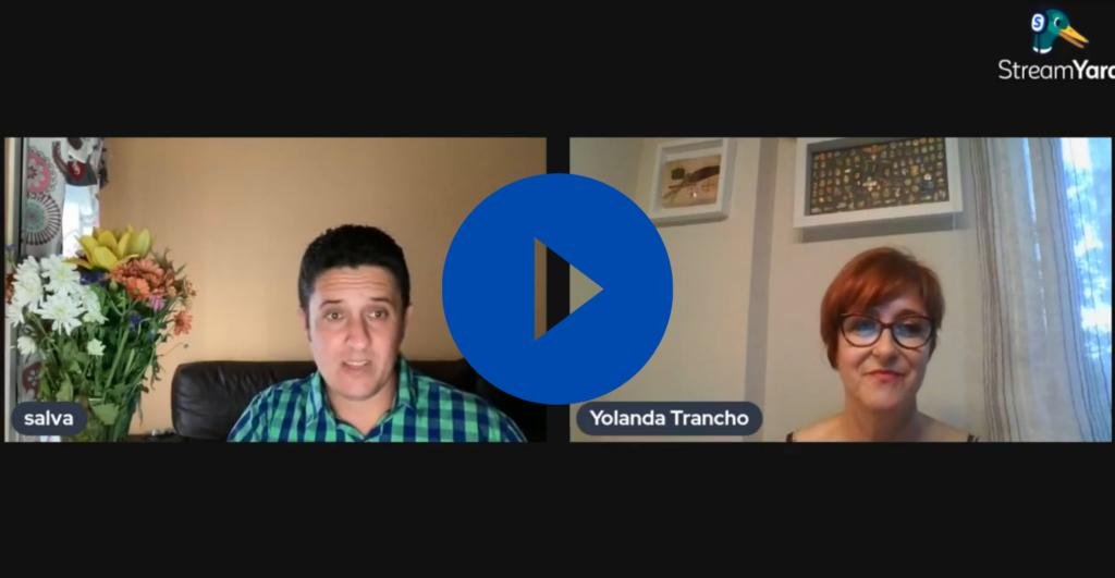 Entrevista Yolanda Trancho